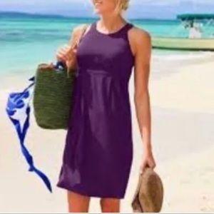 Athleta Purple Voyage Sport Dress